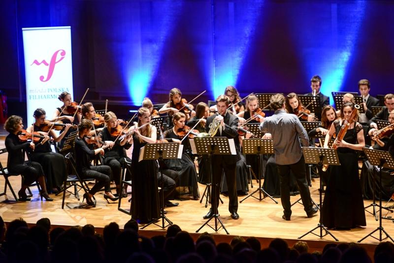 VII jesienna trasa koncertowa Młodej Polskiej Filharmonii
