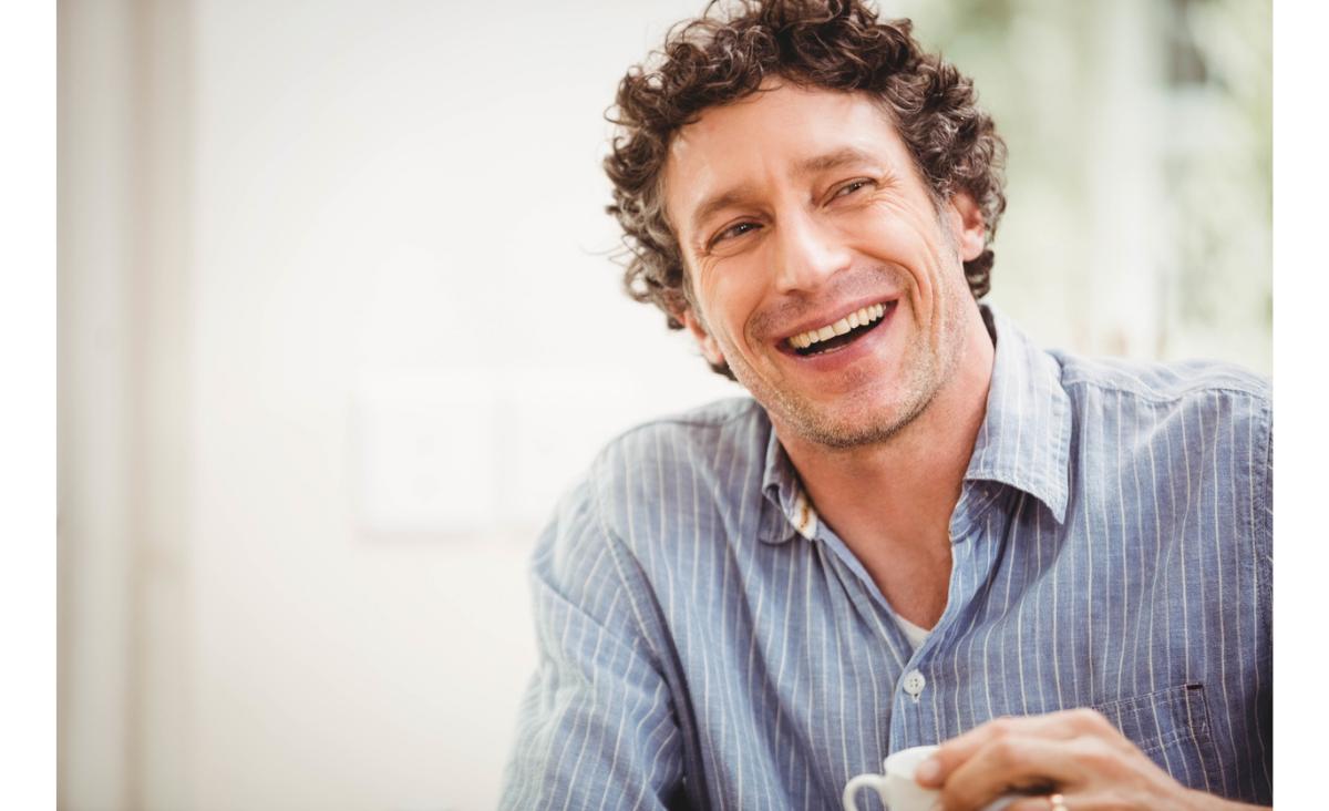 Męska radość: jak mężczyźni postrzegają szczęście?