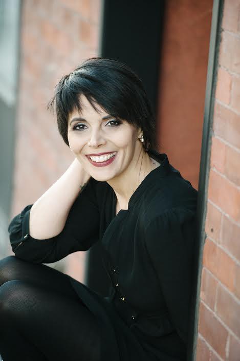 Adriana Lisboa, fot. Julie Harris