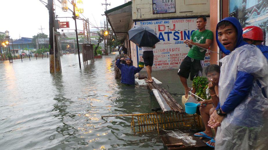 Pomoc dla Filipin