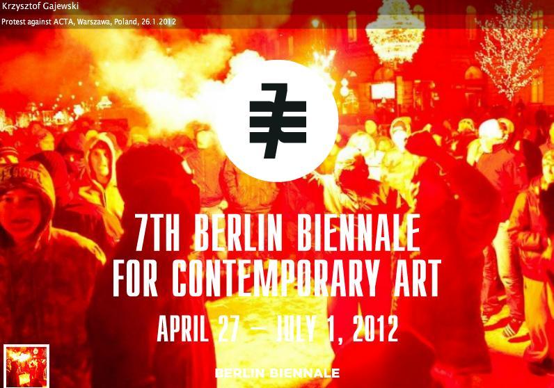 Biennale w Berlinie: Artyści do roboty