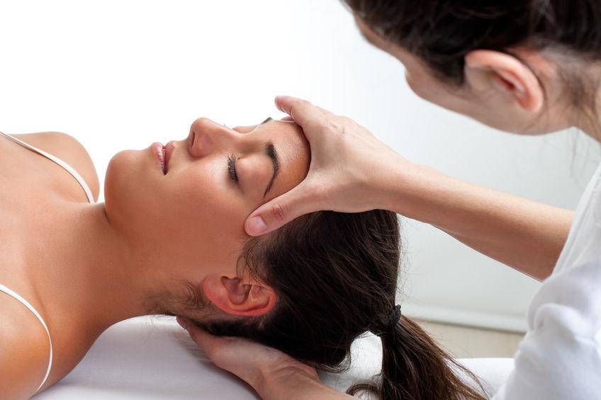Terapia czaszkowo-krzyżowa na stres