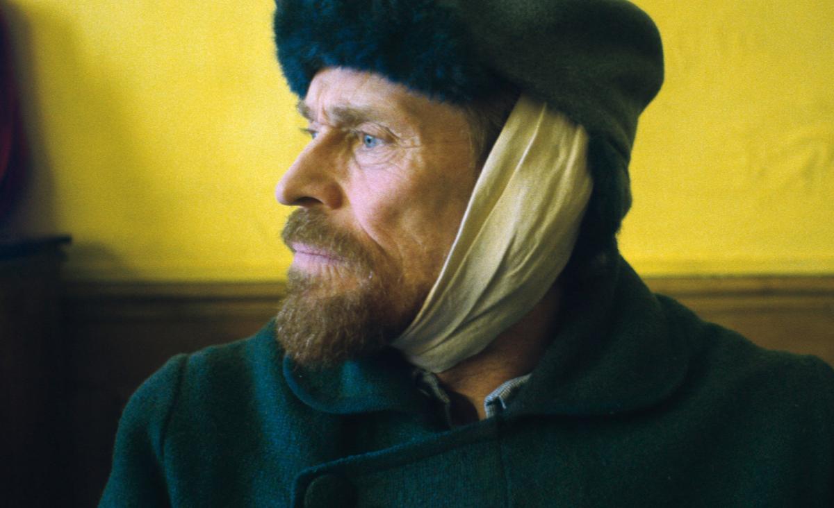 Van Gogh. U bram wieczności z Willemem Dafoe w kinach już od 25 października