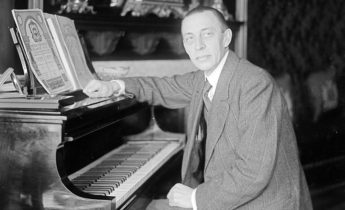 """Siergiej Rachmaninow - """"komponuję tak, jak oddycham ijem"""""""