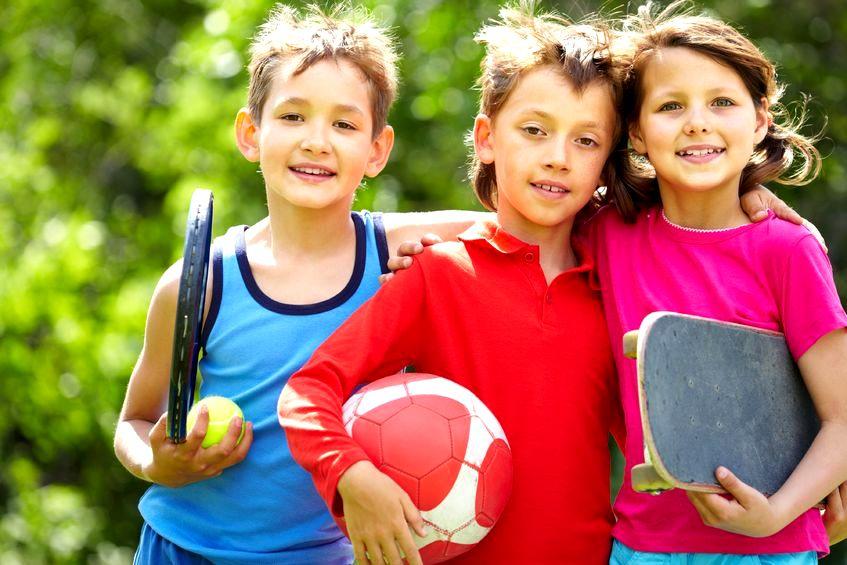 Powody, dla których twoje dziecko powinno uprawiać sport