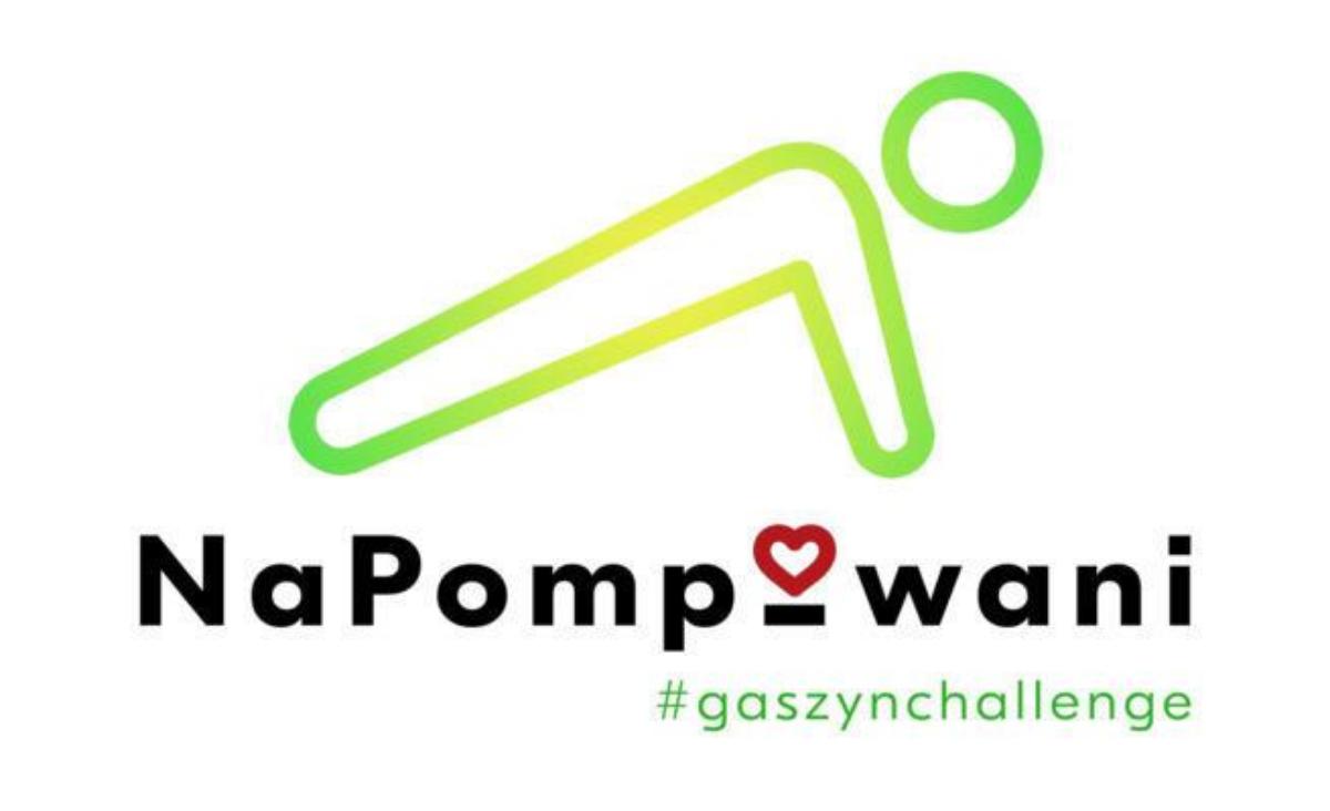 #GaszynChallenge - dołącz do wyzwania i pomóż osobom chorym na SMA
