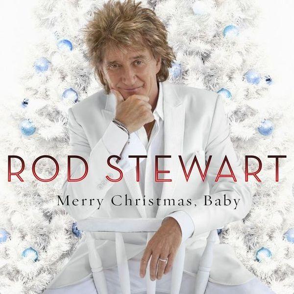 Rod Stewart, Merry Christmas, Baby - posłuchajmy tego jeszcze raz