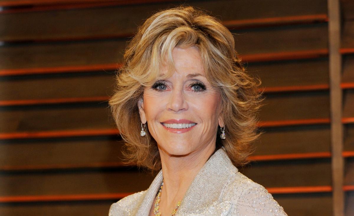 Jane Fonda: Czuję się bardziej młoda w wieku 82 lat, niż gdy miałam 20