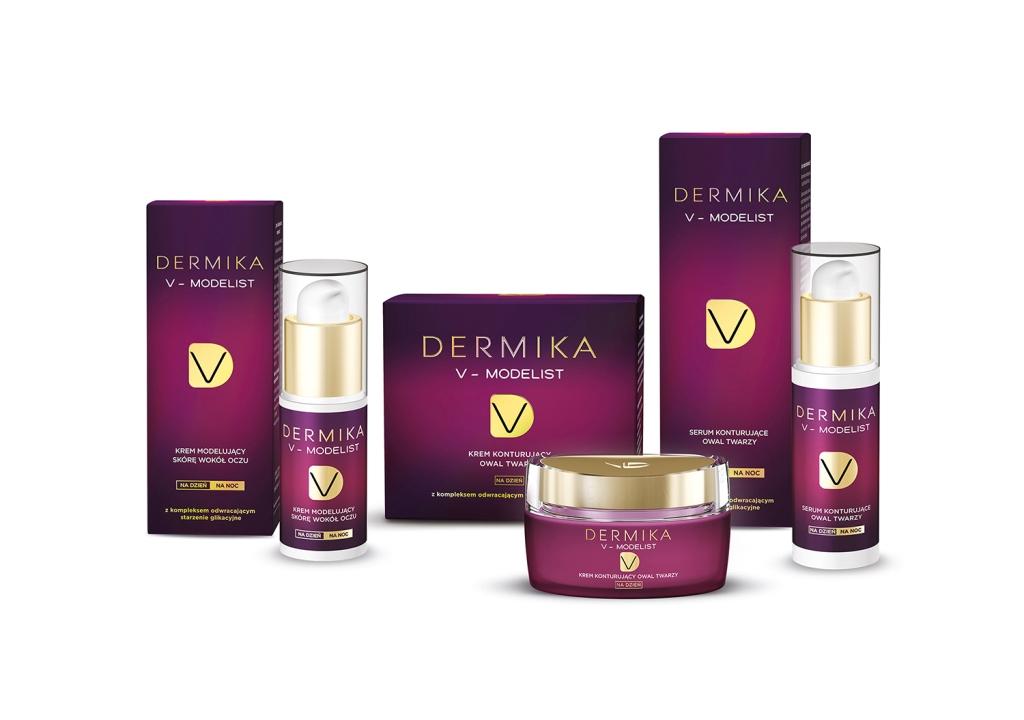 Dermika V-Modelist: Odwracanie skutków starzenia glikacyjnego