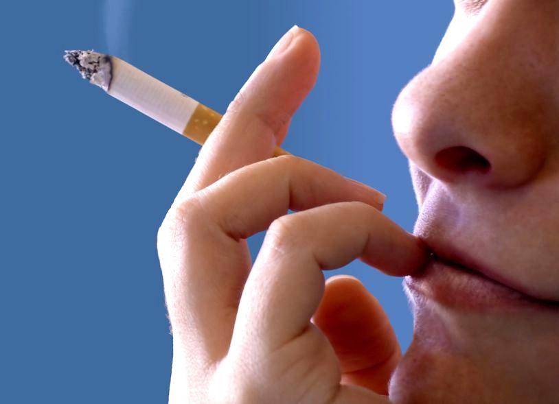Nie pal przy dziecku! Albo nie pal w ogóle