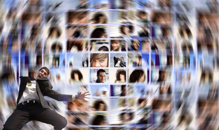 Uzależnieni od portali społecznościowych