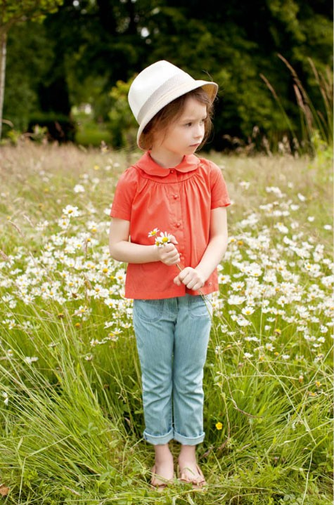 Chloe Kids wiosna-lato 2013