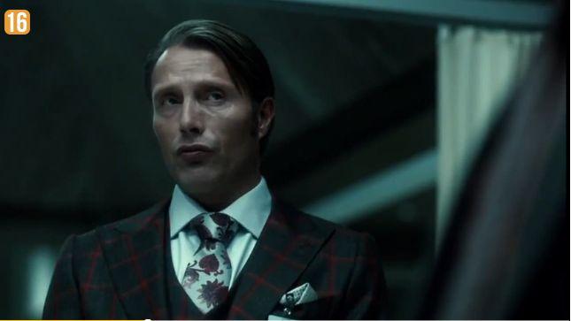 "Kadr z serialu ""Hannibal"": zwiastun nr 1 (sezon drugi). Źródło: Filmweb"