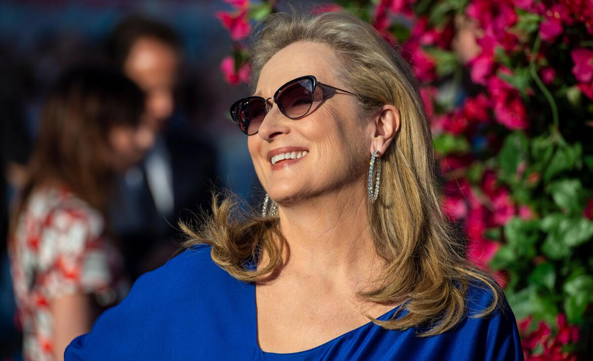 Meryl Streep o swoim pozytywnym podejściu do życia i kariery