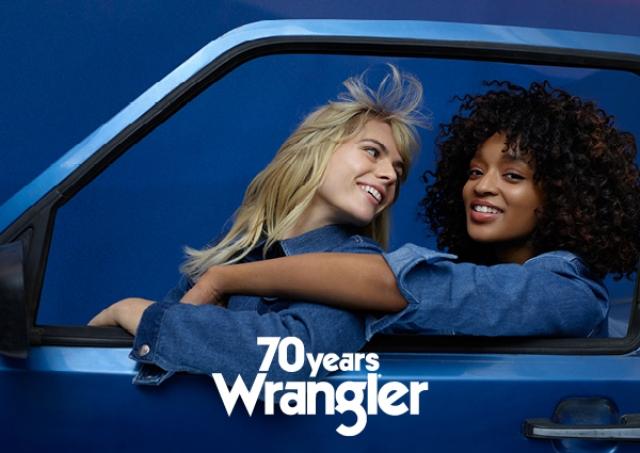 Wrangler świętuje swoje 70. urodziny!