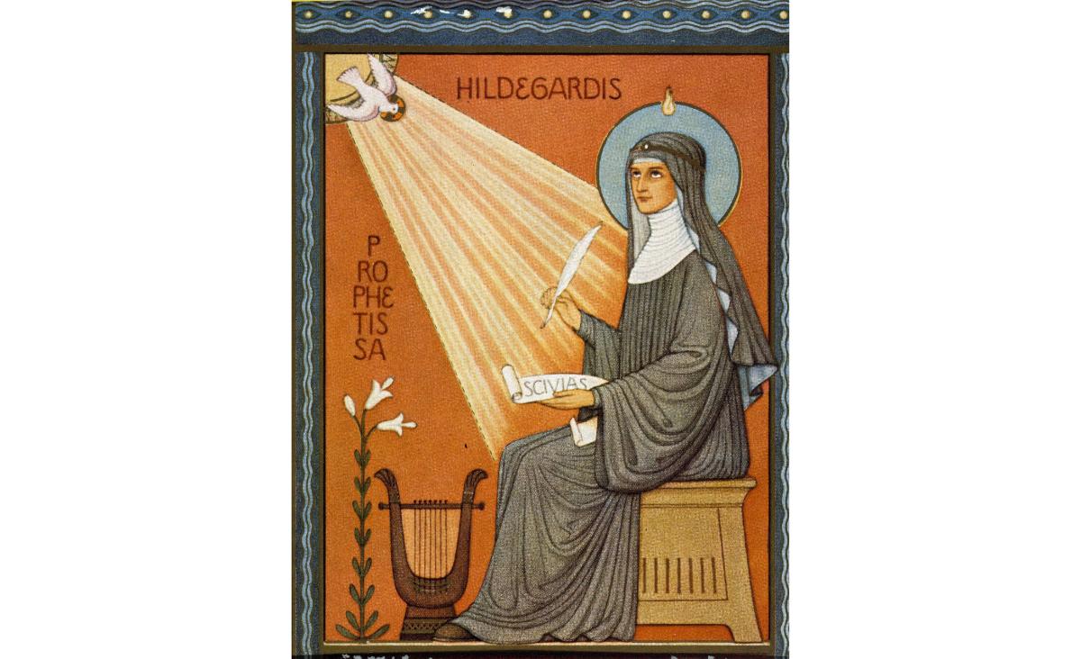 Harmonia według Św. Hildegardy