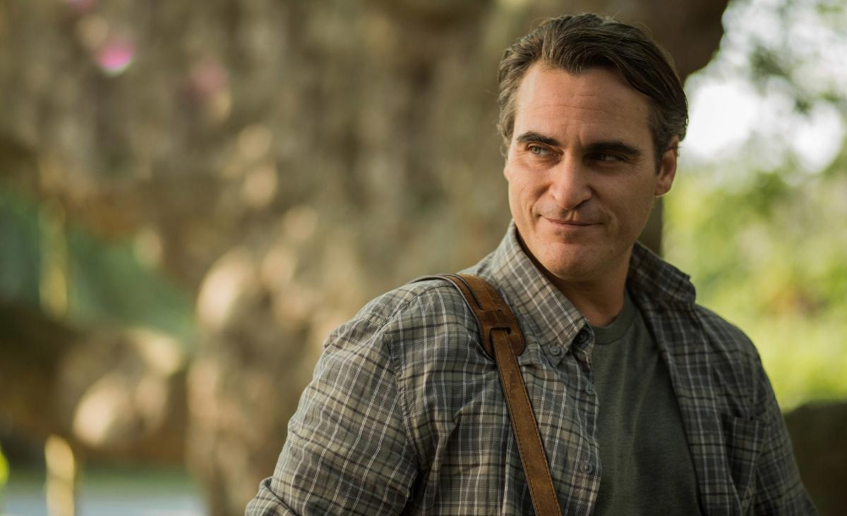 Joaquin Phoenix - raz groźny, innym razem odważny