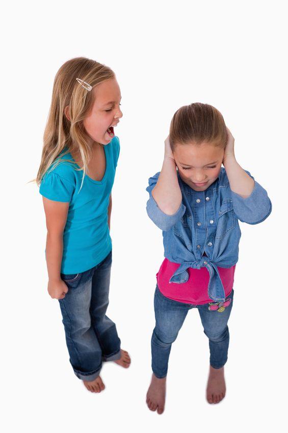 Toksyczni przyjaciele dziecka