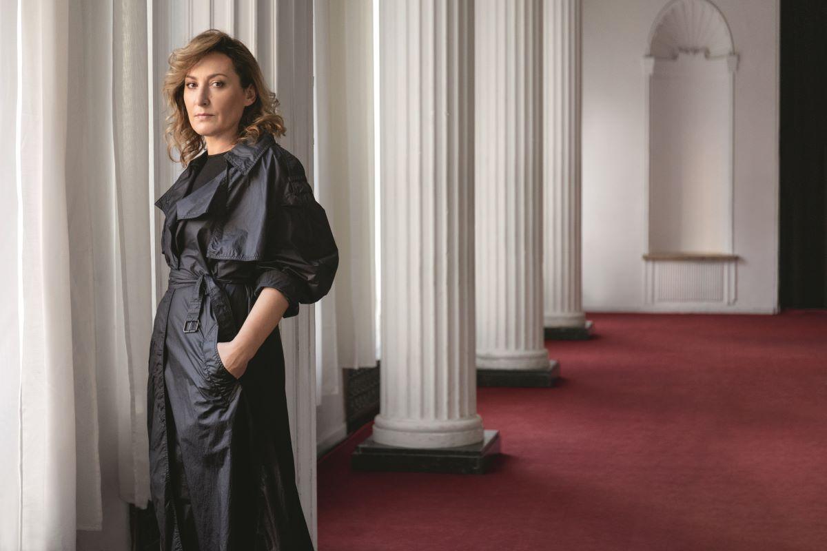 Maja Kleczewska - nad presją