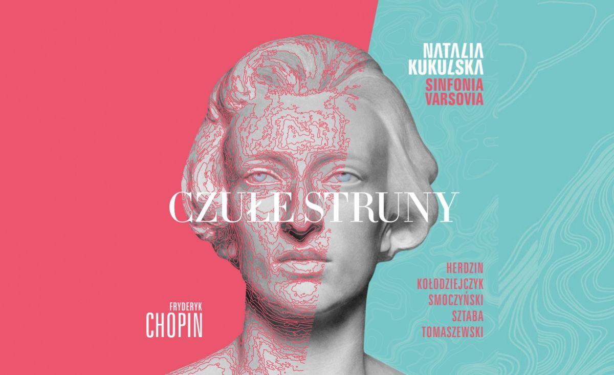 Natalia Kukulska śpiewa do muzyki Fryderyka Chopina. Artystka przedstawia swój najnowszy album