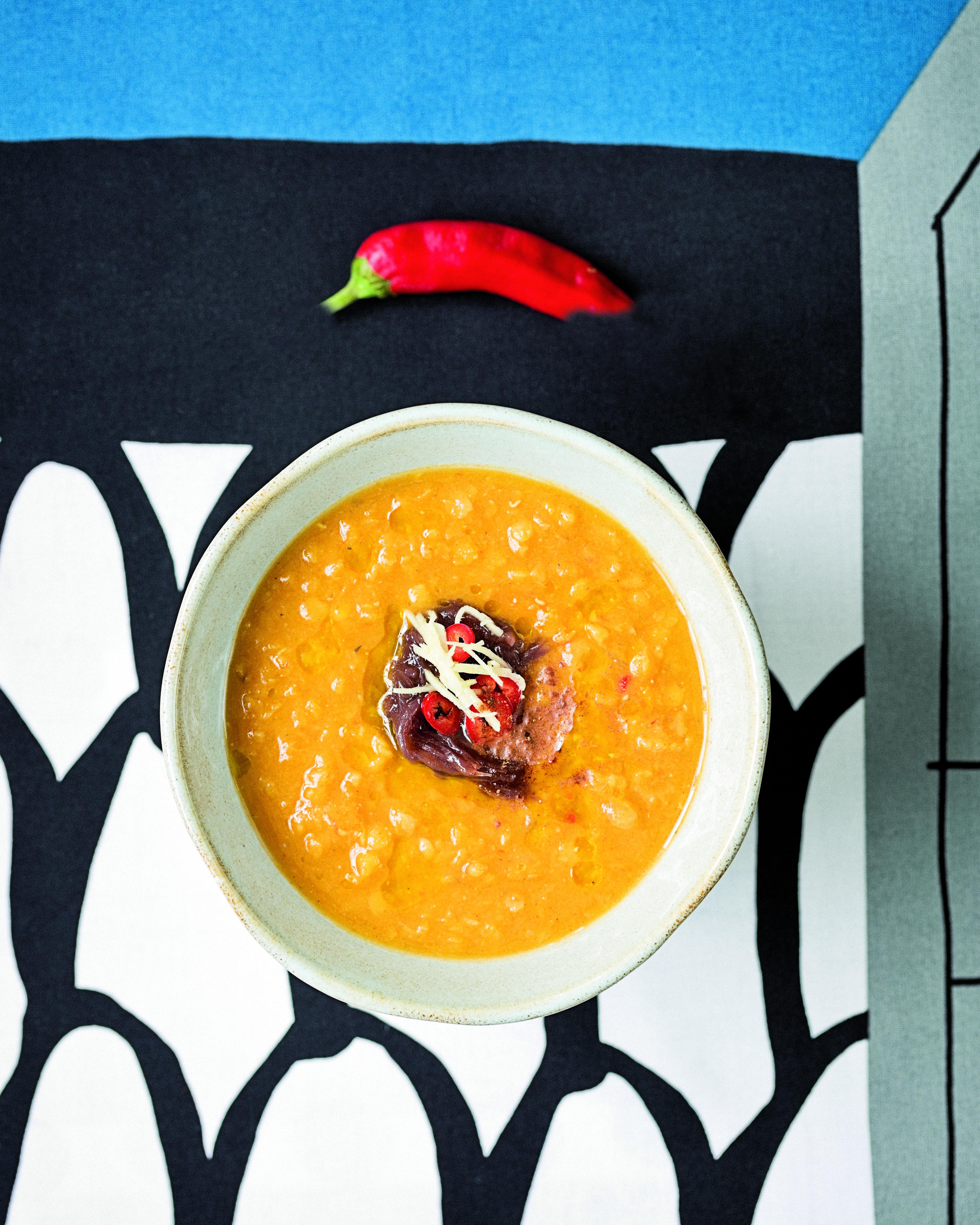 zupa dahl