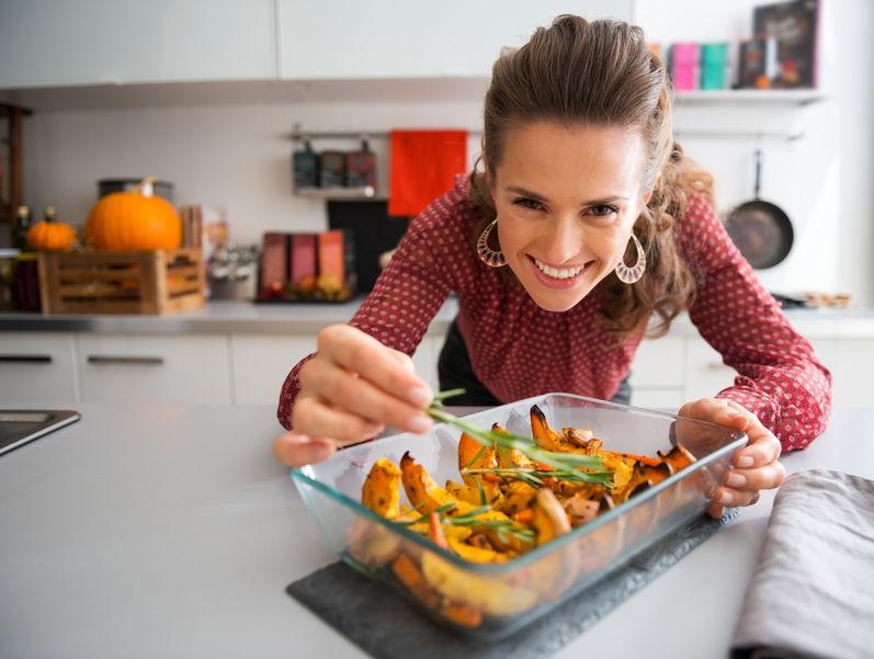 Jedzenie, które poprawia nastrój jesienią