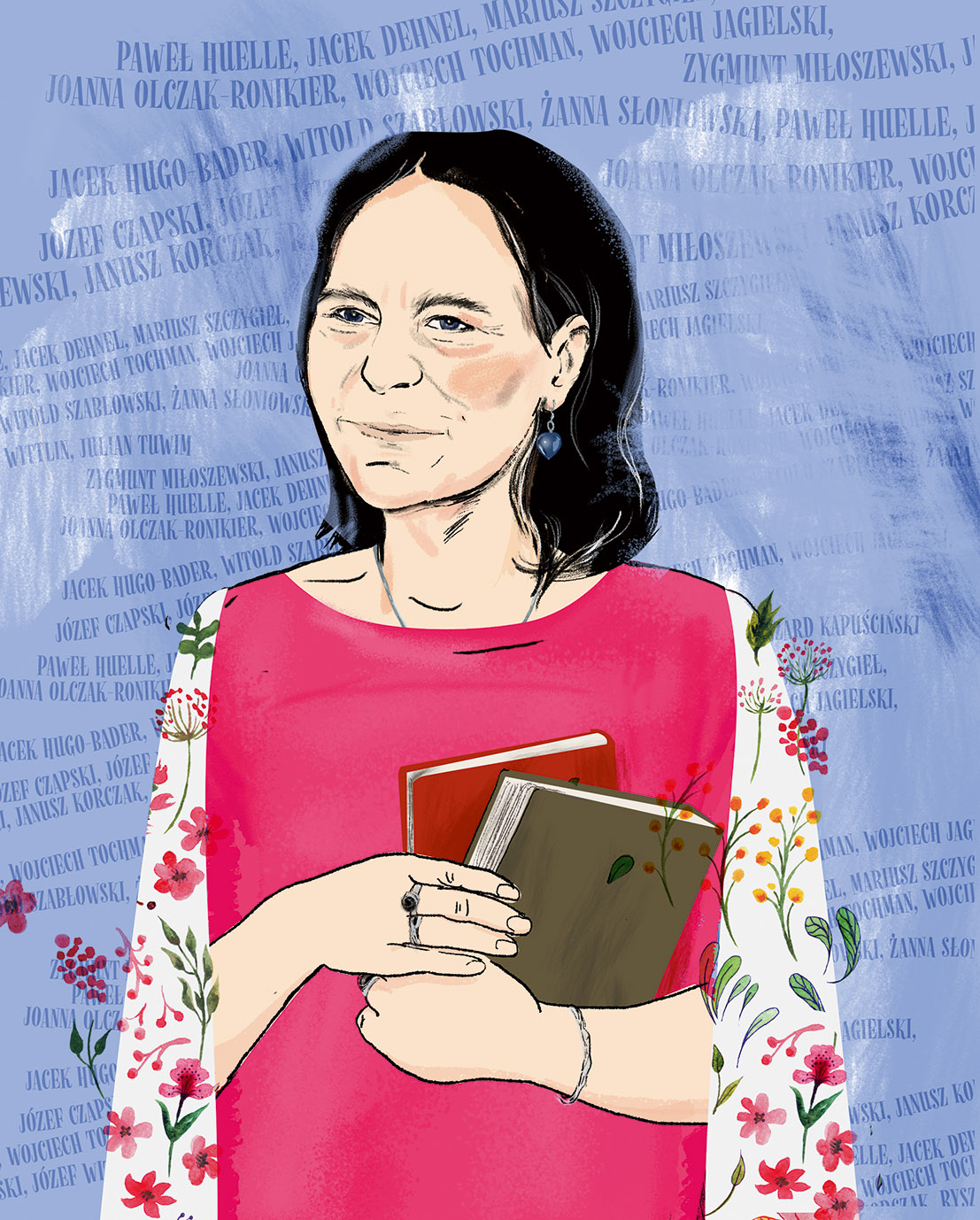 Antonia Lloyd-Jones - kim jest tłumaczka książek Olgi Tokarczuk?