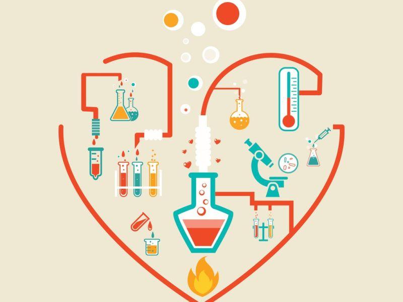 Na widok osoby, w której się zakochaliśmy w naszym organiźmie zachodzi wiele procesów, które mają wzmocnić siłę przyciągania (Fot. iStock)