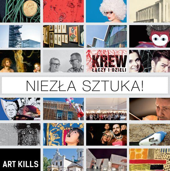 """Darmowy wstęp i zniżki do wybranych miejsc kultury w akcji """"Niezła Sztuka!"""""""