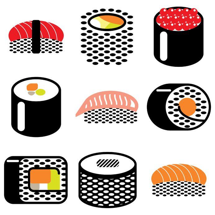 Małkowska i socjalistyczne sushi