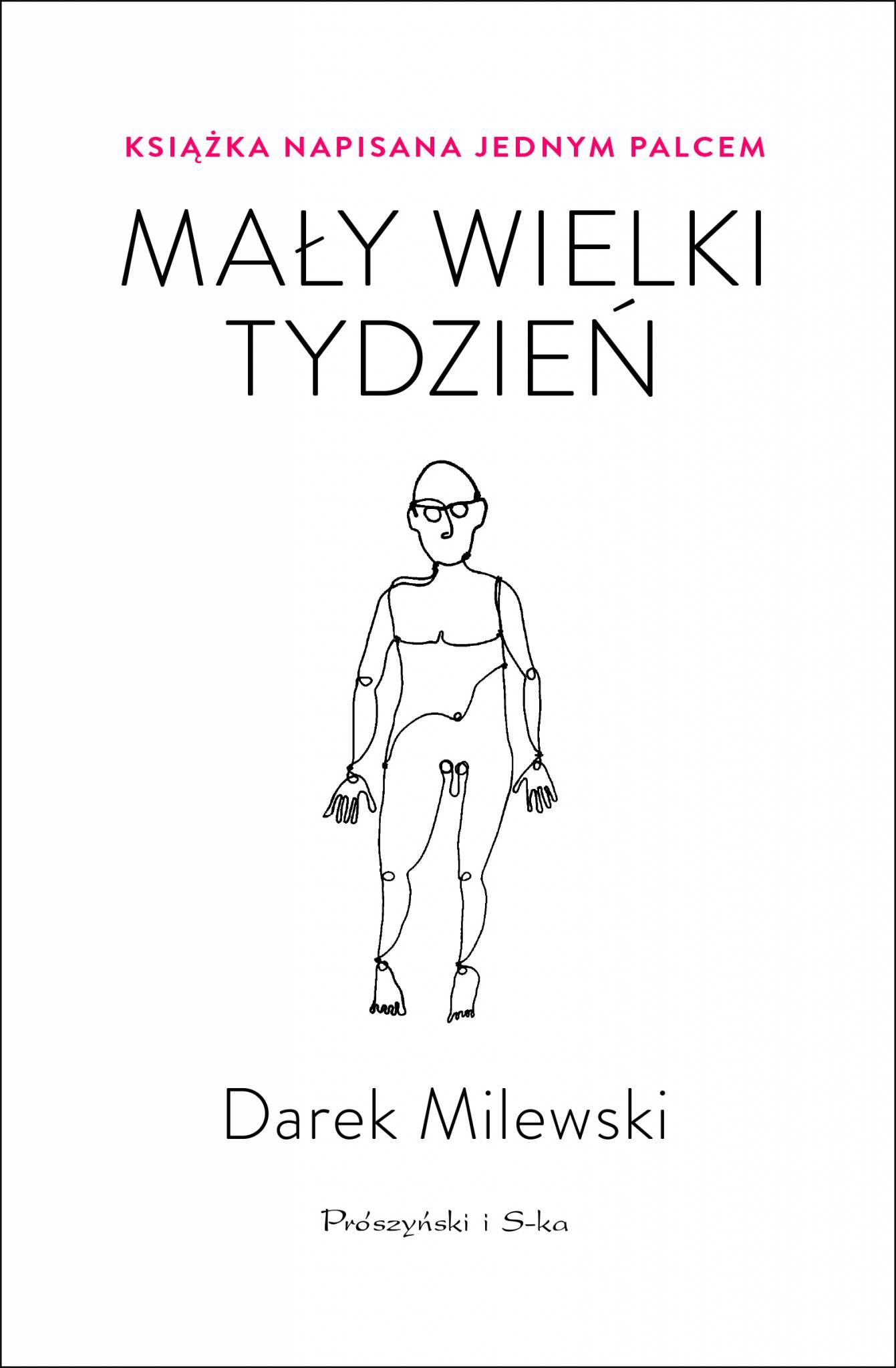 """""""Mały wielki tydzień"""" - książka chorego na SLA"""