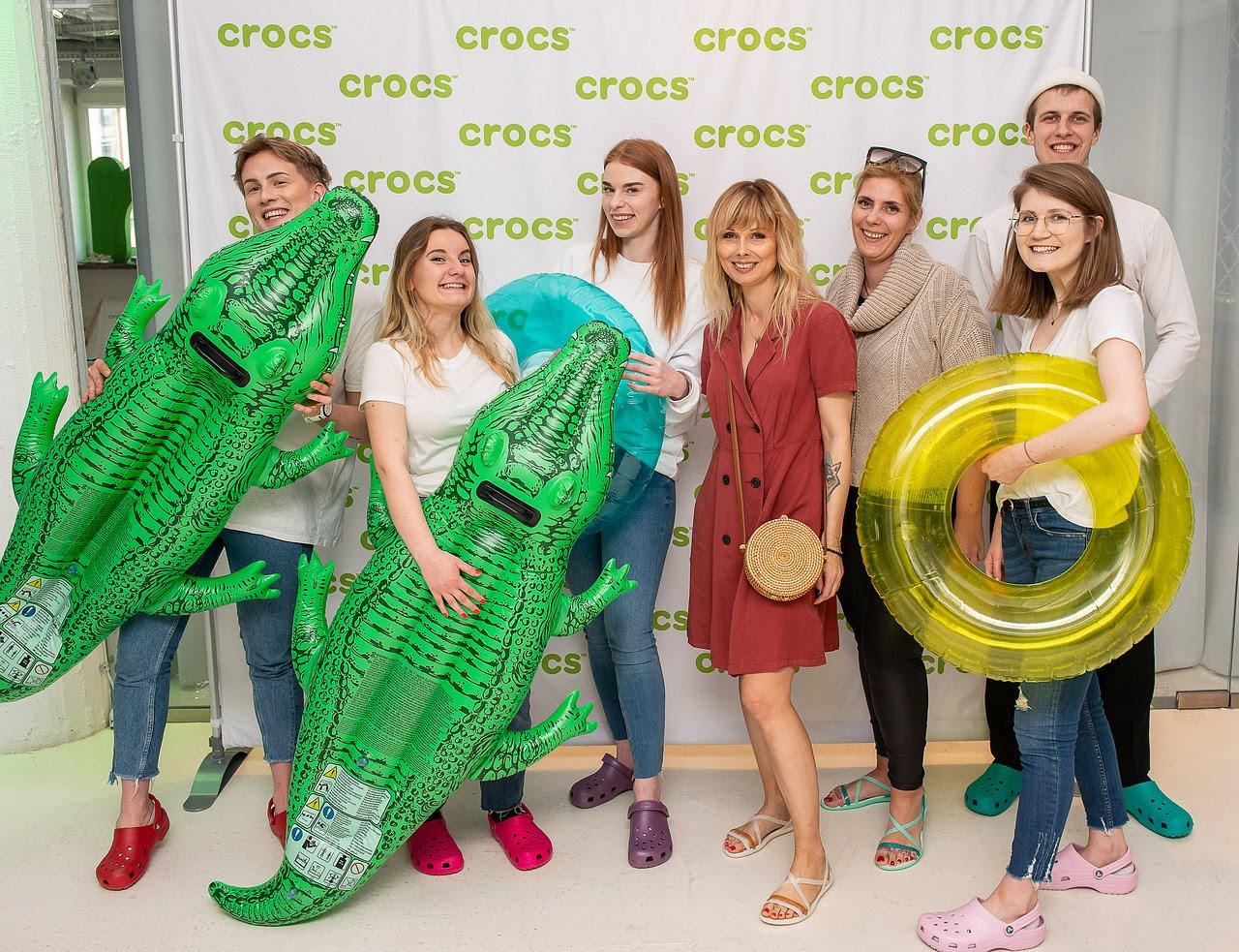 Relacja z prezentacji butów Crocs na lato 2019