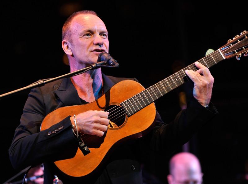 Sting nie zaśpiewał w Kazachstanie