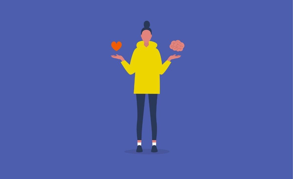 Odwieczny dylemat - serce czy rozum? Czym się kierować w miłości?