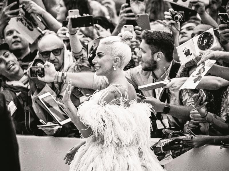 Lady Gaga. Co cię nie zabije, to cię wzmocni
