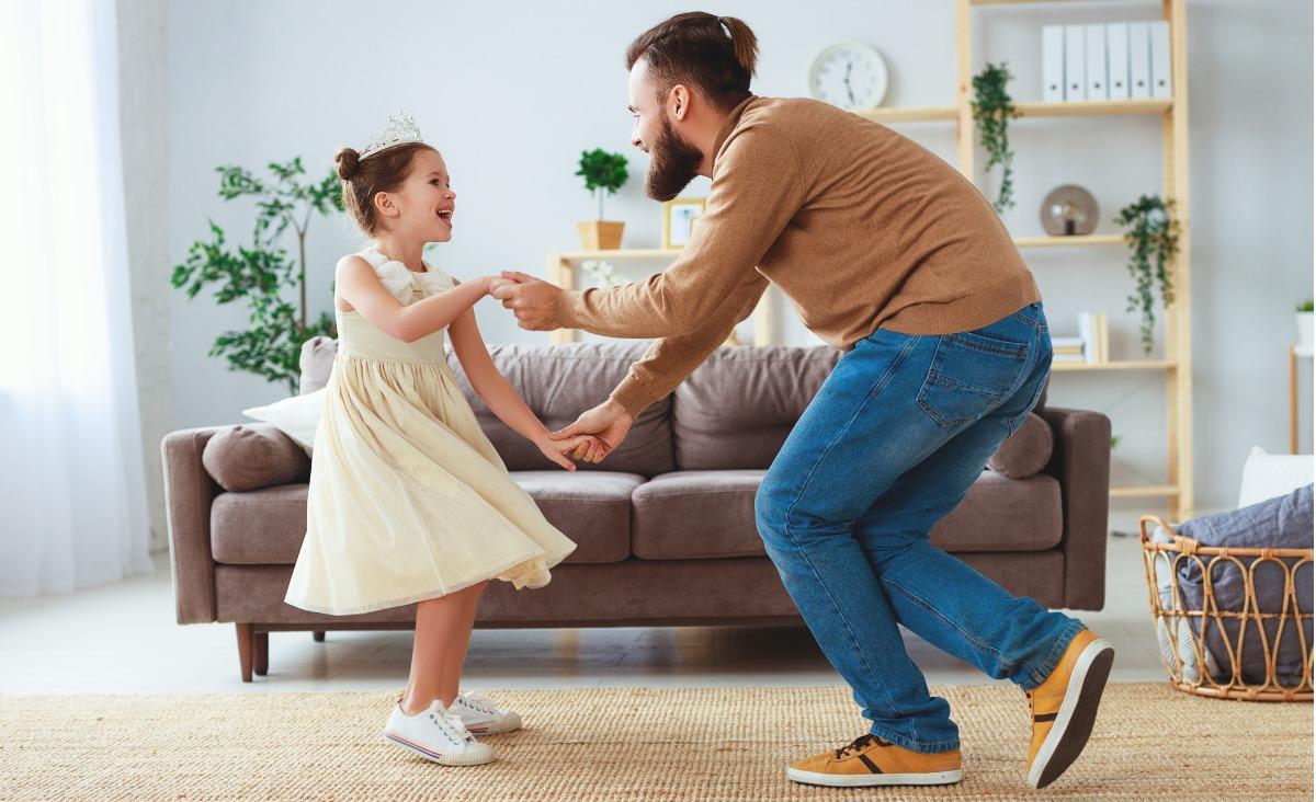 Dzieci partnera: jak się wobec nich zachować?
