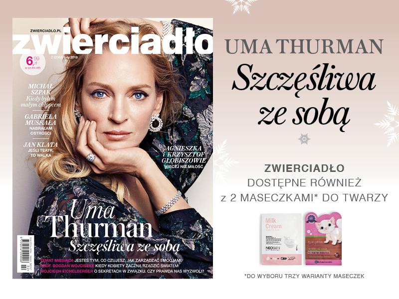 Lutowe wydanie miesięcznika Zwierciadło już w sprzedaży!