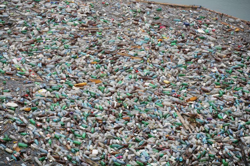 Nie dla plastikowych butelek