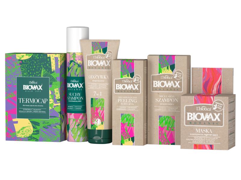 Demakijaż włosów z BIOVAX BOTANIC – Twój codzienny rytuał (KONKURS)
