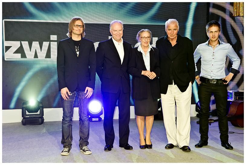 2012: przyznanie nagród laureatom Kryształowych Zwierciadeł