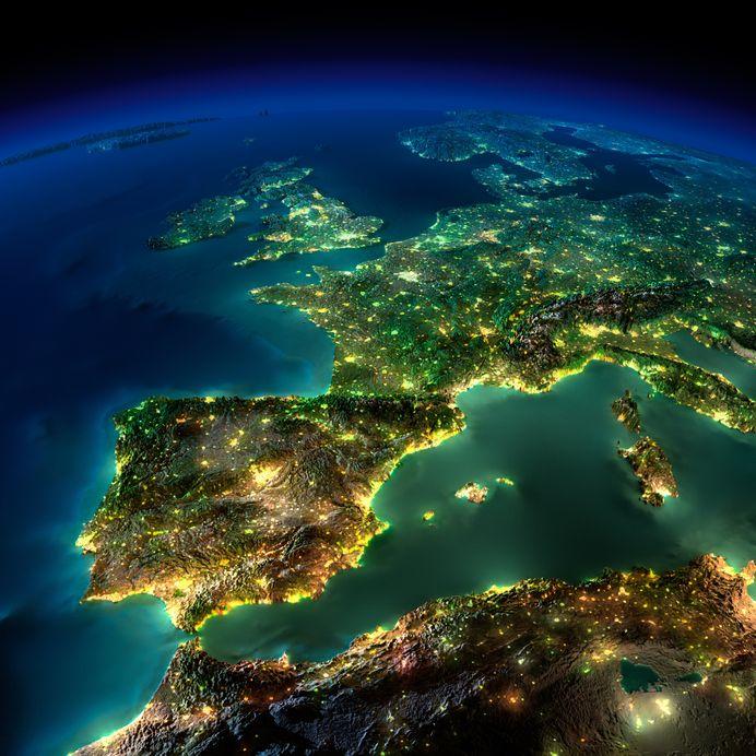 Quiz Czy znasz Europe