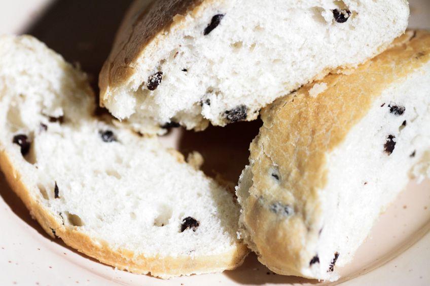 Caro i jej chleb z oliwkami