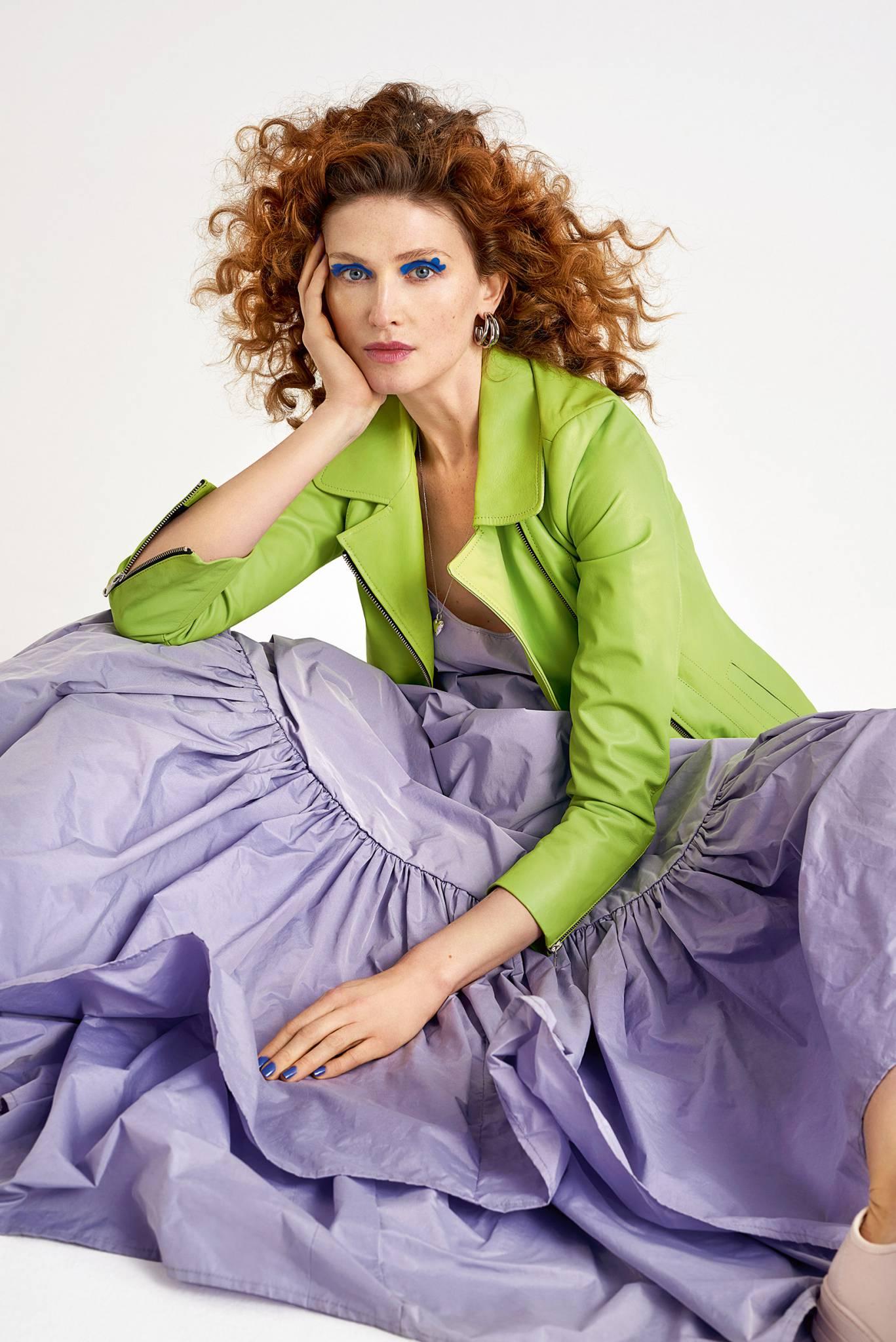 Koloroterapia - moda pełna barw