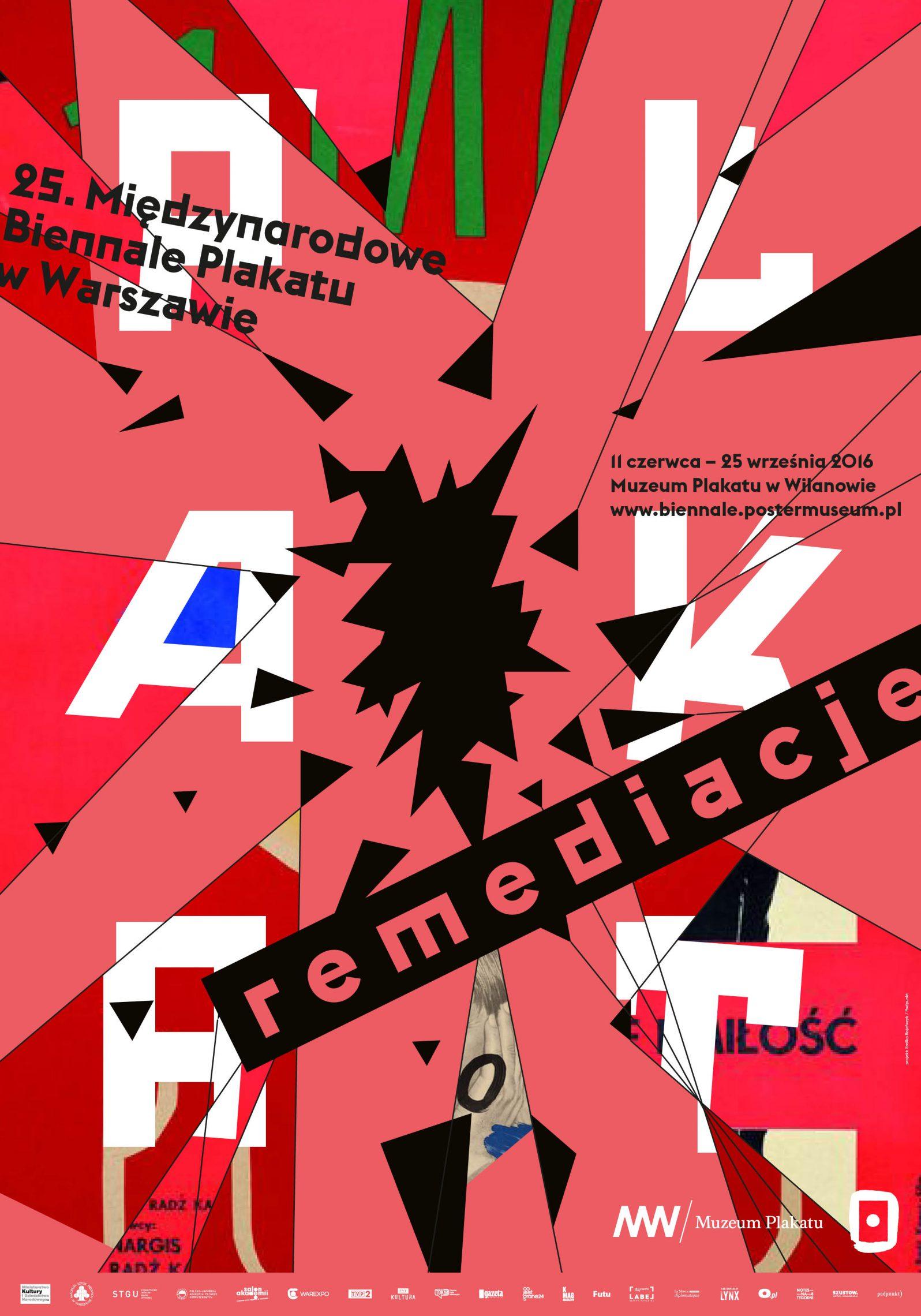 25. Międzynarodowe Biennale Plakatu w Warszawie