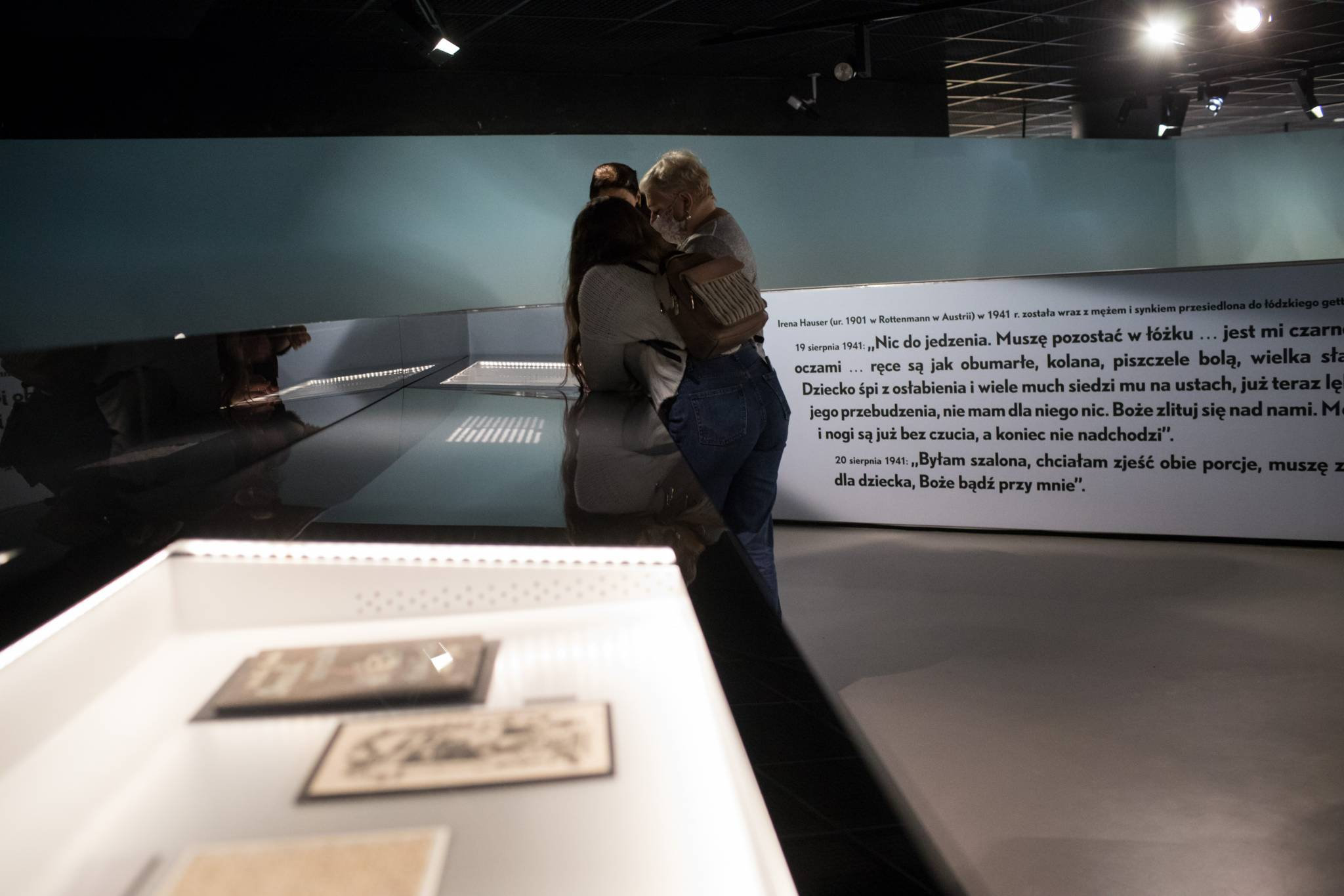 """Nowa część wystawy stałej """"1000 lat historii Żydów polskich"""" w Muzeum Polin już otwarta"""
