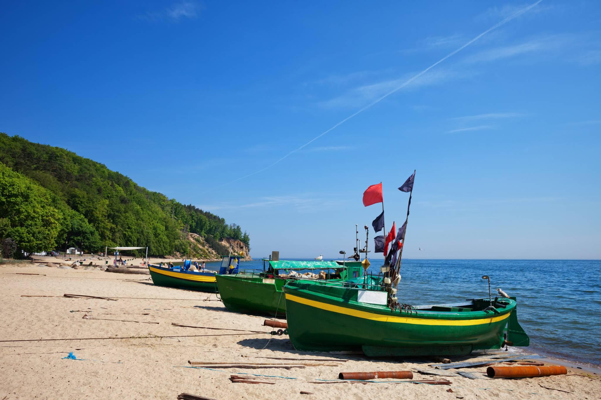 Pozdrowienia znad Bałtyku - najpiękniejsze plaże