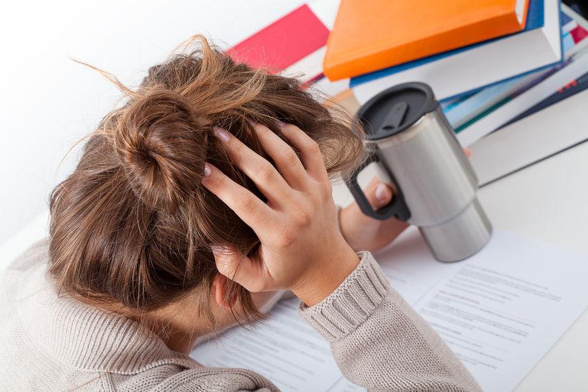 Jak pokonać stres w czasie egzaminów?