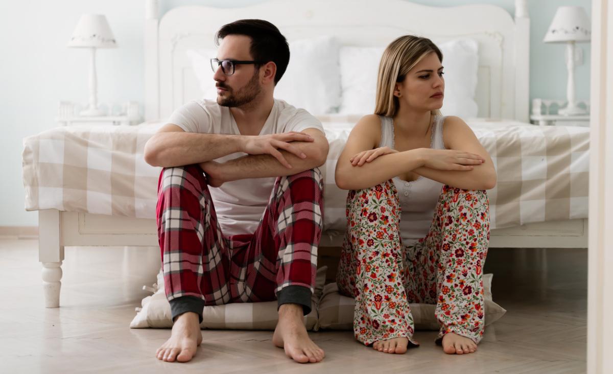 Niedopasowanie w łóżku – co zrobić, gdy partnerzy mają róże potrzeby seksualne?