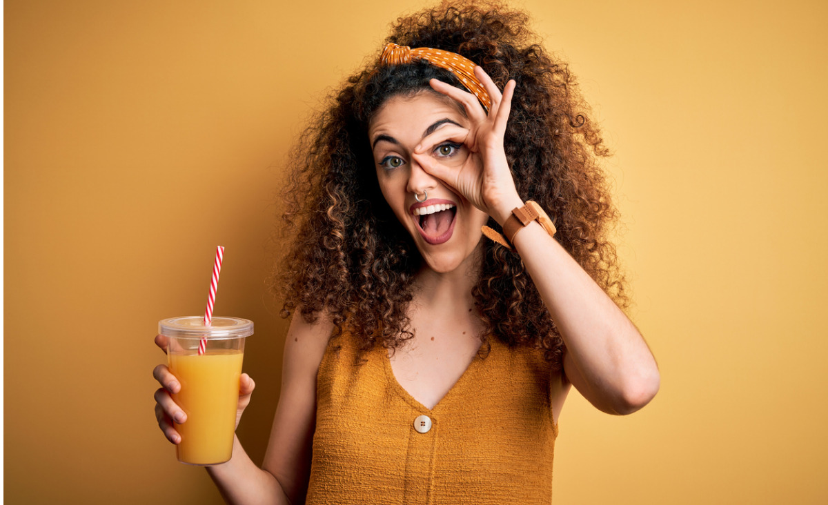 Koktajle bogate w wapń poleca dietetyczka
