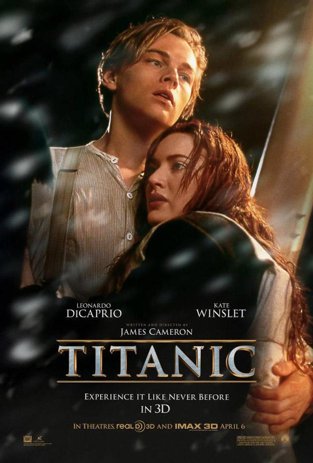 """""""Titanic"""" ponownie w kinach!"""
